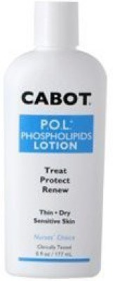 Cabot Moisturizers and Creams Cabot P.O.L. Phospholipids Lotion