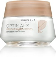 Oriflame Sweden Optimals Even Out Night Cream (50 Ml)