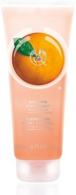 The Body Shop Moisturizers and Creams The Body Shop Satsuma Body Sorbet Cooling Body Moisturiser