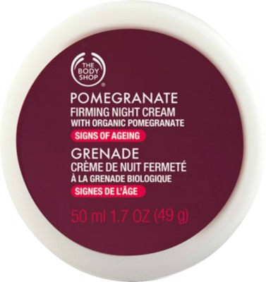 The Body Shop Pomegranate Firming Night Cream - 50 Ml