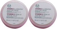 The Body Shop Vitamin E Illuminating Moisture Cream (100 Ml)