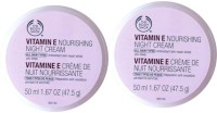 The Body Shop Vitamin E Nourishing Night Cream (100 Ml)