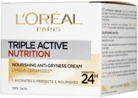 L'oreal Paris Triple Active Nutrition Anti-dryness Cream (50 Ml)