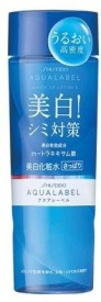 AQUALABEL Shiseido Moisture Lotion | White Up Lotion S