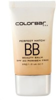 Colorbar Perfect Match BB Cream - White Light (29 G)