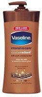 Vaseline Total Moisture, Cocoa Radiant, Body Lotion, Bottle (Pack Of 3) (609 Ml)