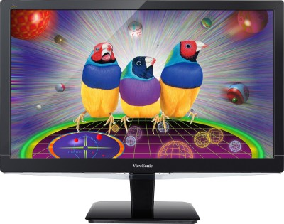ViewSonic 23.6 inch LED Backlit LCD - VX2475SMHL-4K  Monitor (Black)