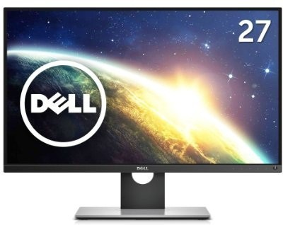 Dell 27 inch LED Backlit LCD - UltraSharp UP2716D 27