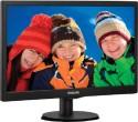 Philips 223V5LSB 21.5 Inch LED Backlit LCD Monitor - Black