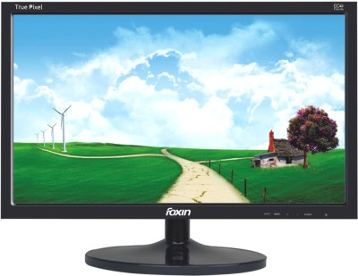 Foxin 18.5 inch LED - FD-1850MW  Monitor (Black)