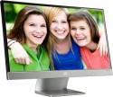 HP 25 Inch LED Backlit LCD - 25xi  Monitor - Black & Silver