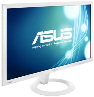 Asus 23 inch VX238H-W LED Backlit LCD Monitor (White)