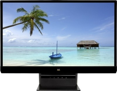 ViewSonic 27 inch LED Backlit LCD - VX2770smh  Monitor (Black)