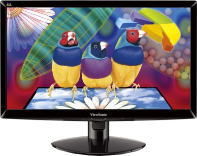 Buy Viewsonic 19.5 inch LED Backlit LCD - VA2037a-LED  Monitor: Monitor