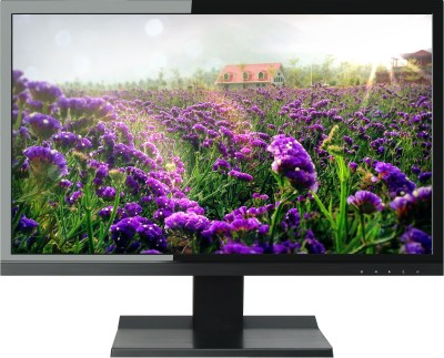 Micromax 18.5 inch LED Backlit LCD - MM185H651  Monitor (Black)