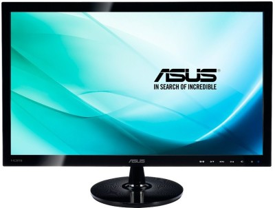 Asus 24 inch LED - VS248HR Wide Screen With 1ms Response  Monitor (Black)