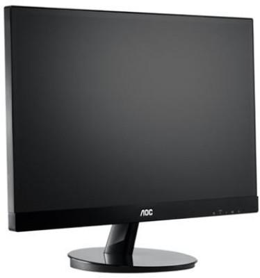 AOC 23 inch LED Backlit LCD - I2369Vm  Monitor (Black)