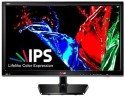 LG 22MA33B 21.6 Inch LED Backlit LCD Monitor - Black