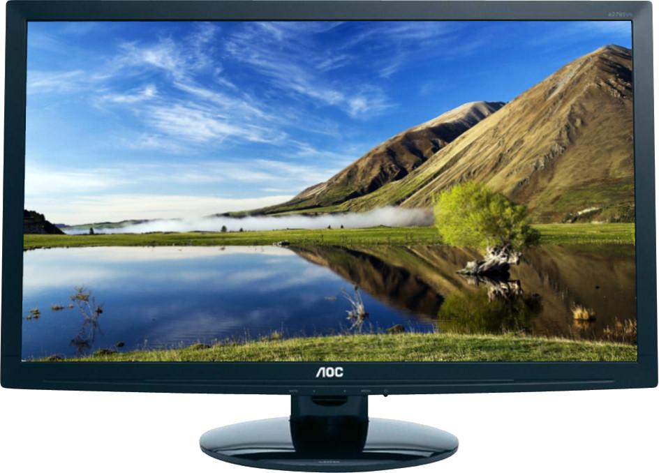 AOC E2795VH 27 inch LED Backlit LCD Monitor