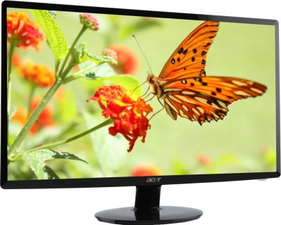 Buy Acer S221HQL 21.5 inch LED Backlit LCD Monitor: Monitor