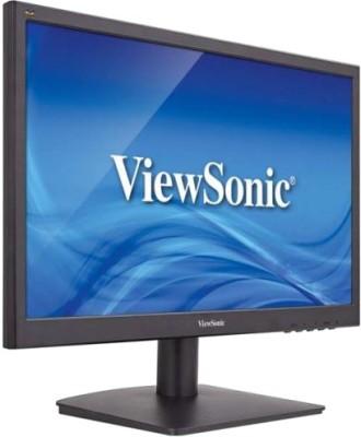 ViewSonic 19 inch LED Backlit LCD - VA1903A  Monitor (Black)