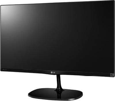 LG 21.5 inch LED Backlit LCD - 22MP67VQ  Monitor (Black)