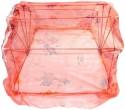Abstra Baby Mosquito Net - Red - MNTEFYRAWKSEZ8CF