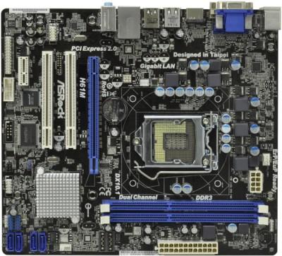 Buy ASRock H61M Motherboard: Motherboard