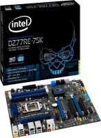 Intel DZ77RE-75K Motherboard: Motherboard