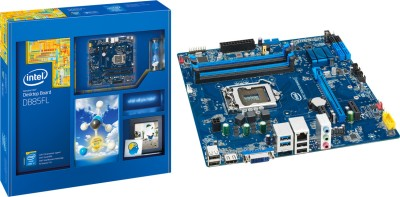 Buy Intel DH87RL 4th Generation Motherboard: Motherboard