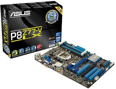 Buy ASUS ASUS P8Z77-VLX Motherboard: Motherboard