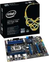 Intel DZ77GA-70K Motherboard: Motherboard