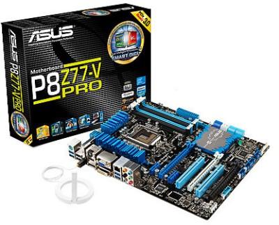 Buy ASUS P8Z77-V PRO Motherboard: Motherboard