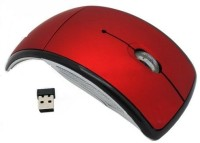 Turning Heads H-454 Wireless Optical Mouse Gaming Mouse (USB, Red)