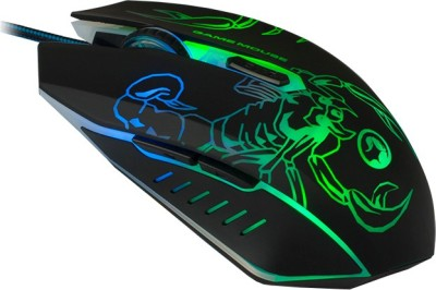 Marvo M316 Scorpion Wired Gaming Mouse (Black)
