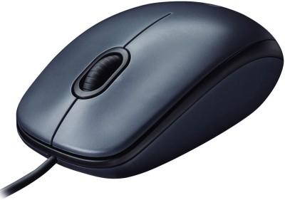 Buy Logitech M90 USB 2.0 Optical Mouse: Mouse