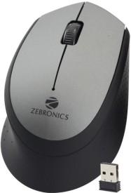 Zebronics Swing Grey Wireless Optical Mouse