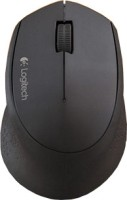 Logitech M280 Wireless Optical Mouse (Black)