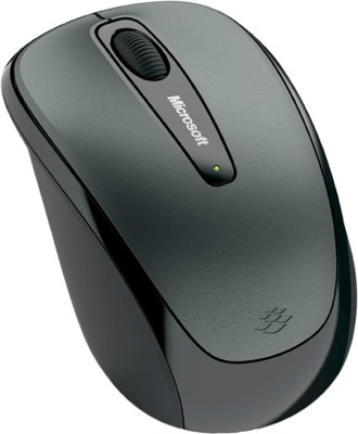 Microsoft 3500 Wireless BlueTrack Mouse Black