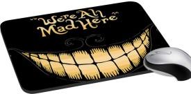 meSleep Mad Here PD-25-048 Mousepad