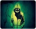 Shopkeeda Fantasy Art Smiling?Demon?Hoody Mousepad - Multicolor