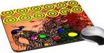 Holicshop Peacock Art Digitally Printed Mousepad