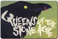Shoprock Queens Of The Stone Age MQ00004987 Mousepad (Grey)