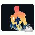 Headturnerz Iron Man Silhoutte Mousepad