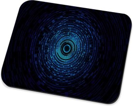 Pools Illution Round Mousepad
