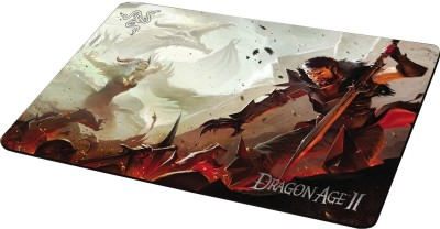 Buy Razer Goliathus Dragon Age II Speed Mousepad: Mousepad