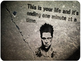 Shopkeeda This is Your Life Quote Mousepad