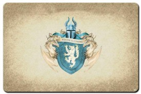 Shoprock Game Of Thrones Winter Is Coming Mousepad