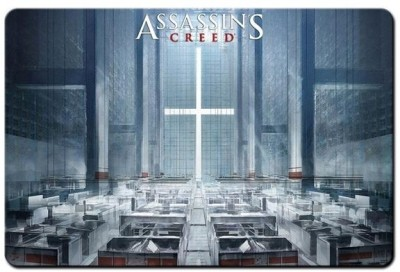 Bluegape Assassins Creed Animus Mousepad Green