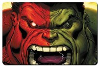 Indian By Thought Hulk Mousepad (Multi Color)
